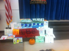 IBe' Arts is in DC schools